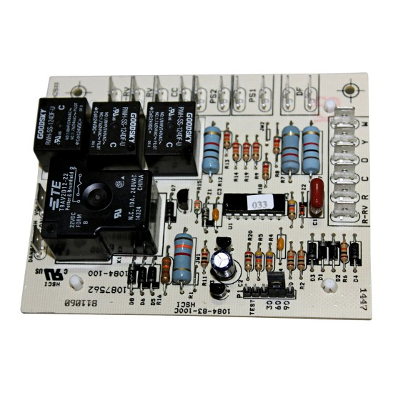 Honeywell Heat Pump Defrost Circuit Board 1084 Images Frompo