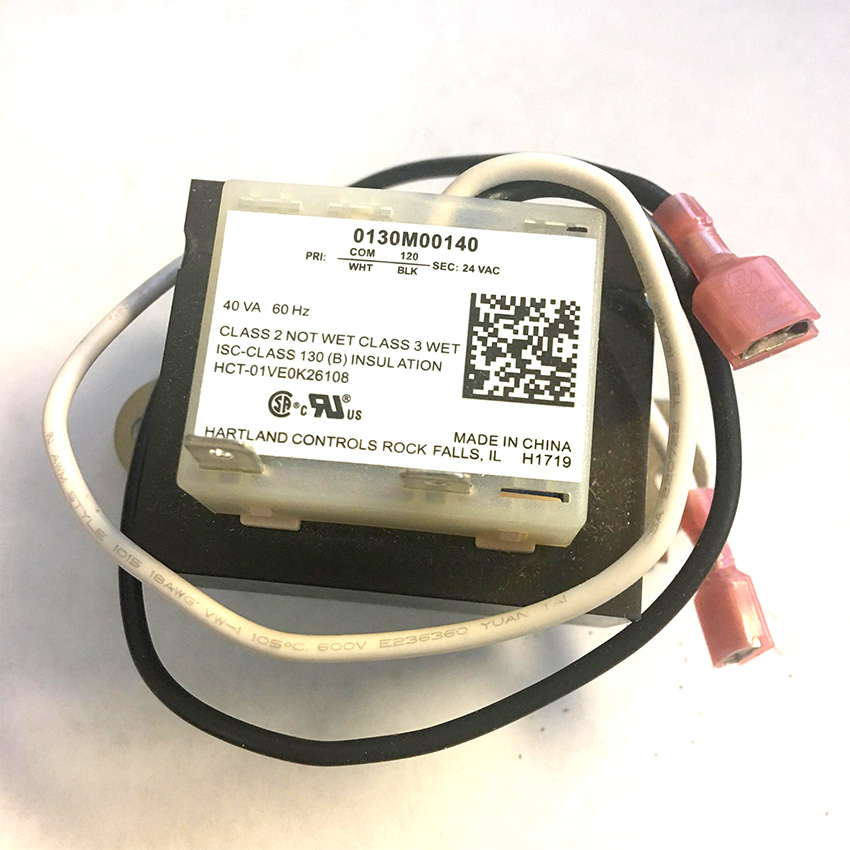 Details About 24 Volt Hvac Control Circuit Transformer 40 Va Class 2