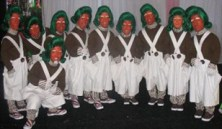 Little People Characters -Oompaloompas