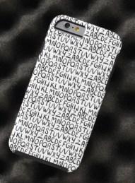alphabet phone case Z
