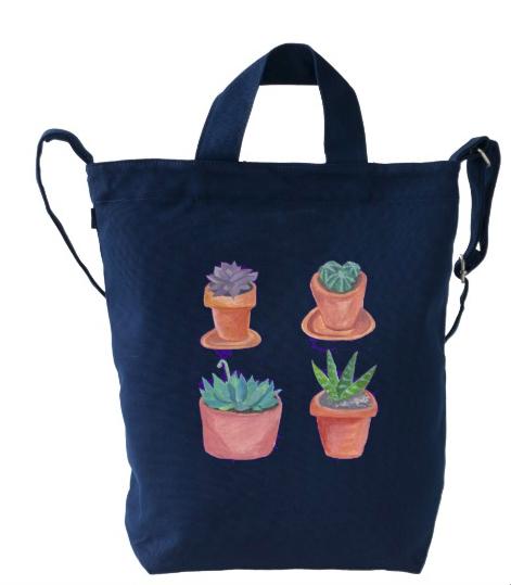 baggu succulents Z