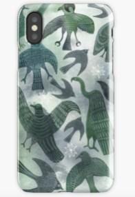 green bird phone RB