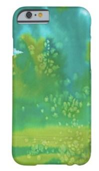 green salty phone Z