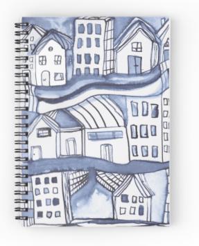 inky village book