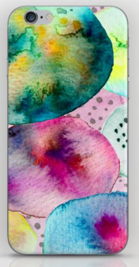 watercolor blobs phone2 sS6