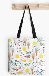 fun in the sun tote rb