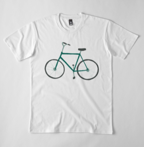green bike shirt RB