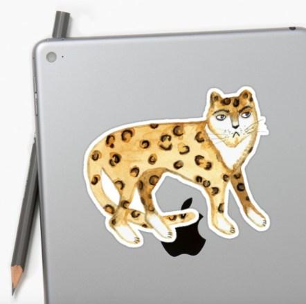 grumpy cat sticker RB
