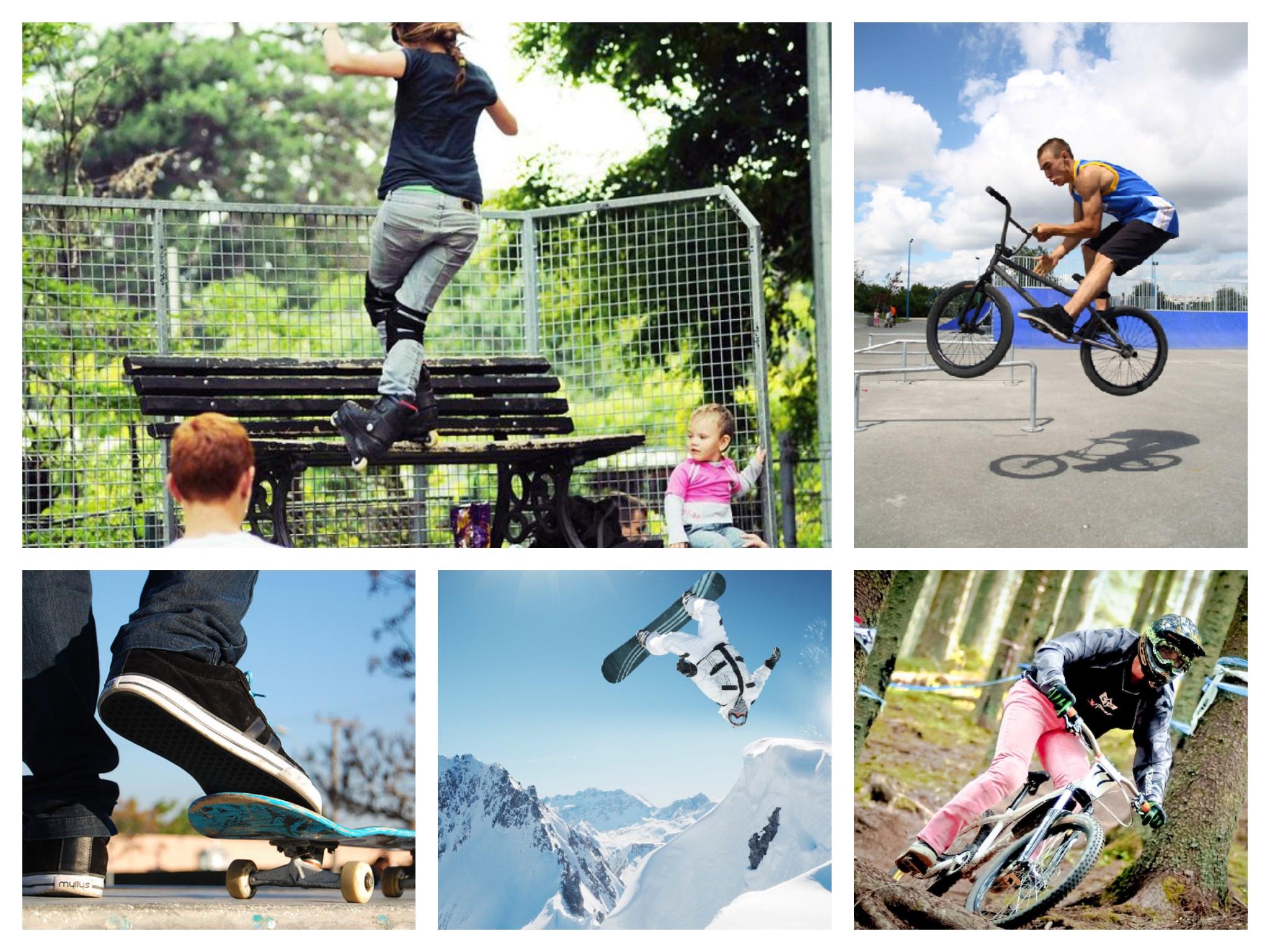 Sporturi extreme dincolo de fizic