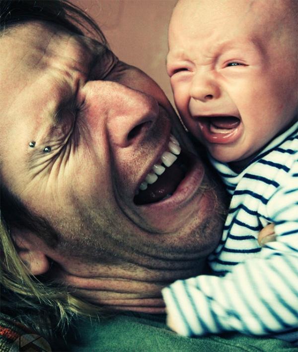 Tata si fiul
