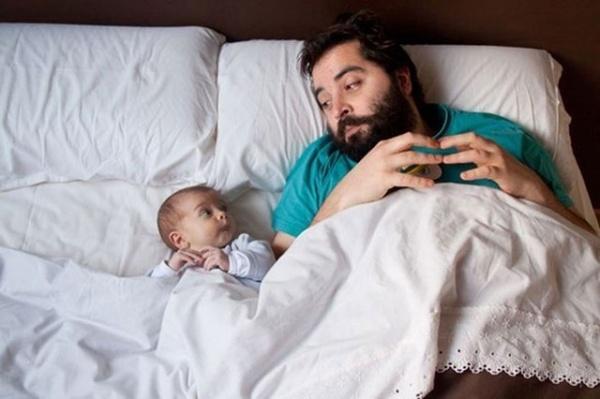 8.Tata si Fiu