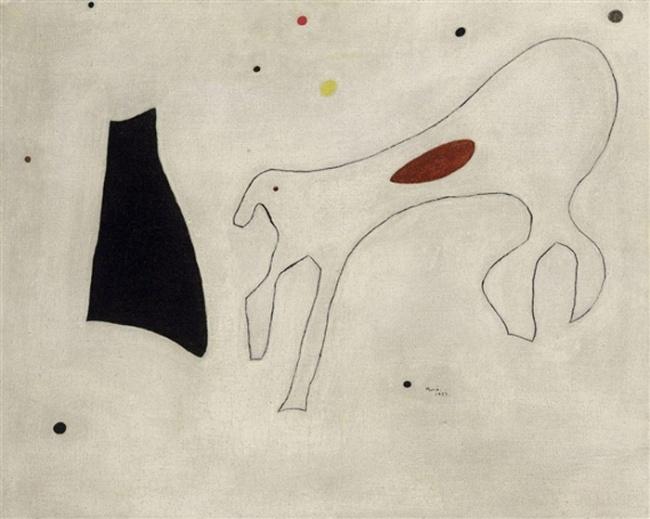 Cainele, Joan Miro - $2 200 000
