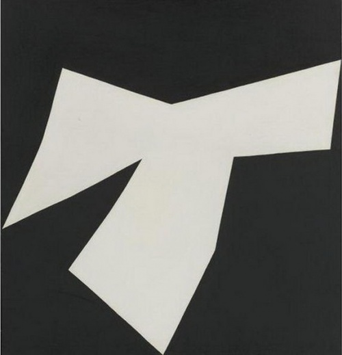 Cowboy, Ellsworth Kelly