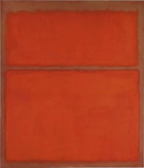Fara denumire, Mark Rothko - $28 000 000