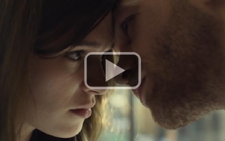 Sentimentele pe care le au bărbaţii în timpul primului sărut