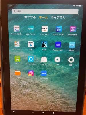 Amazonの最新タブレット【fire HD 10】を買った理由