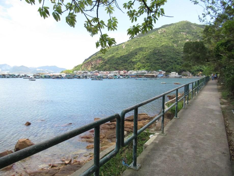 ラマ島 香港