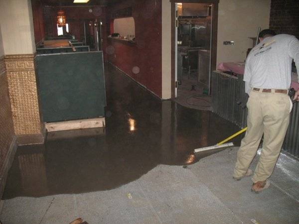 Concrete Floor Finishes MD  Shot Blast Inc