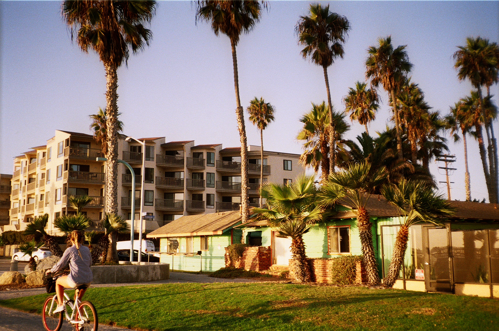California San Diego 35mm film diary by London based photographer Ailera Stone