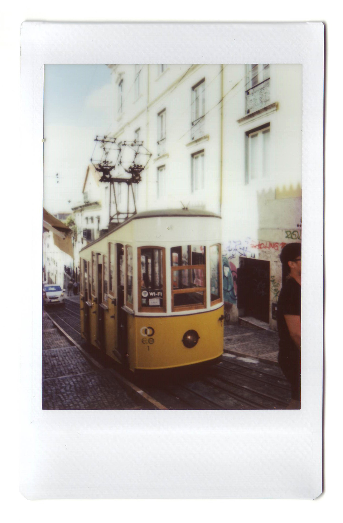 Lisbon fujifilm instax mini by London based photographer Ailera Stone