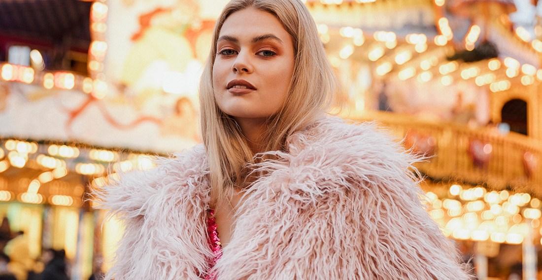 winter wonderland fashion shoot by London photographer Ailera Stone