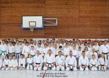 Shoto Jutsu Seminar im Gasshuku 2016