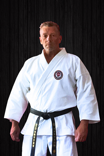 Shoto Jutsu Gründer Sensei Jörg Thielen