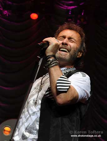 Paul Rodgers copyright Karen Toftera