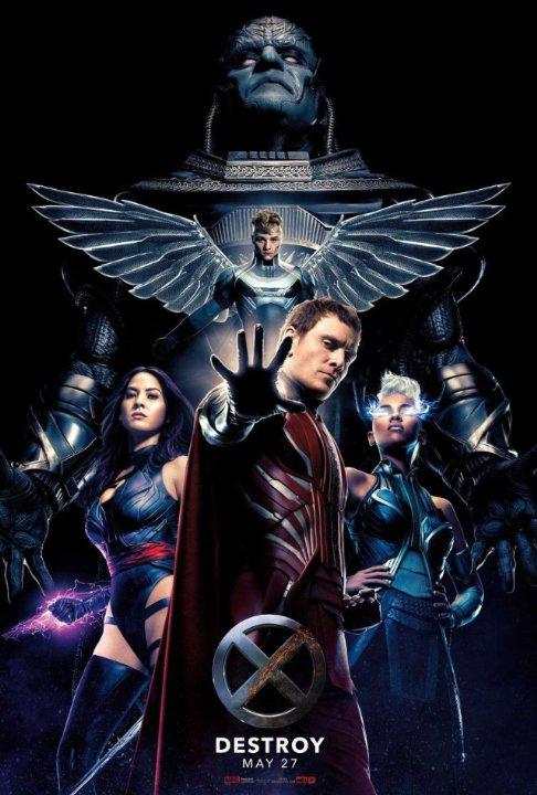 X-men: Apocalypse Distribution : x-men:, apocalypse, distribution, X-Men:, Apocalypse, (2016), Technical, Specifications, ShotOnWhat?