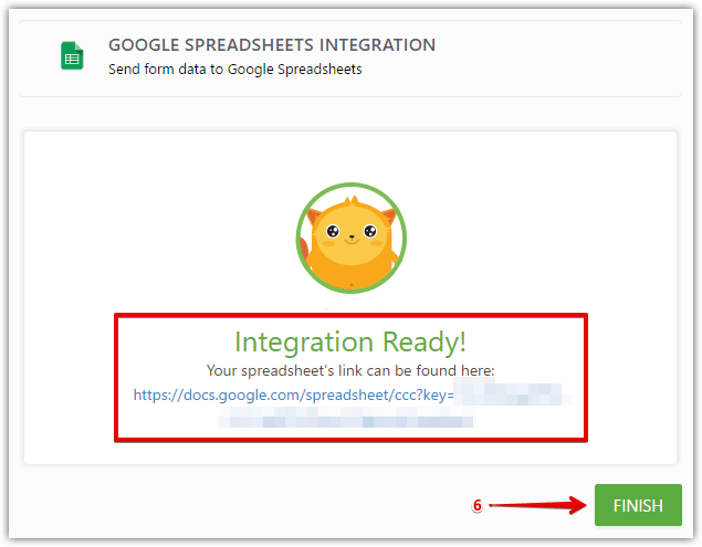 How to Integrate Forms with Google Sheets | JotForm