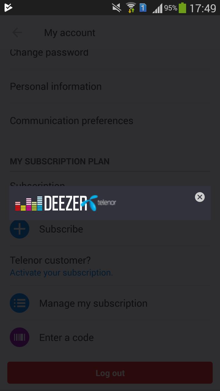 Code Deezer Premium Crack : deezer, premium, crack, Activation, Deezer, Shotsintensive