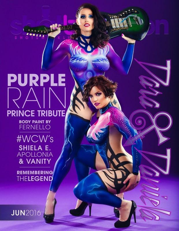 Prince PrinceDay Dara & Daniela Cover