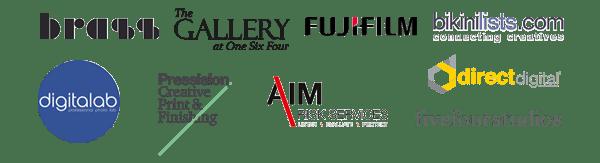 brass, digitalab, fujifilm, pressision, fivefourstudeios, direct digital, aim risk services, bikini lists