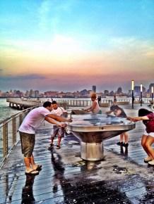 Summer water fun