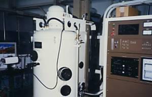 イオンチッカ装置(窒化炉)