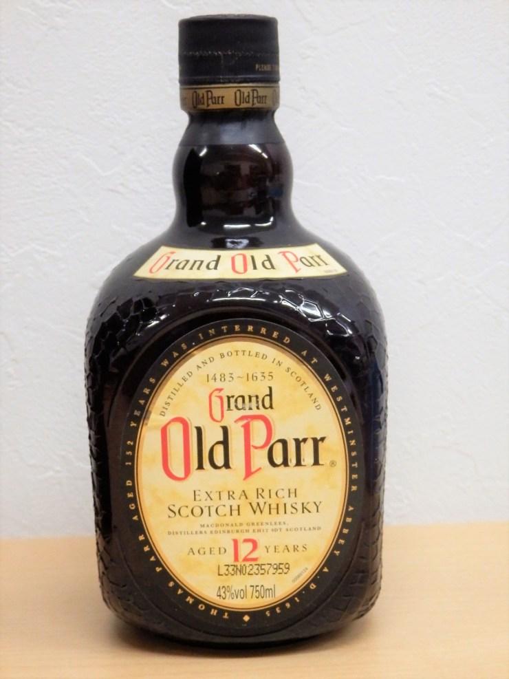オールドバー 12年 スコッチウイスキー