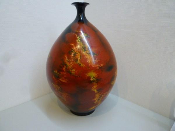 中国美術品 慧成 花瓶 花器 骨董品 お買取させて頂きました!!  笑福筑後店