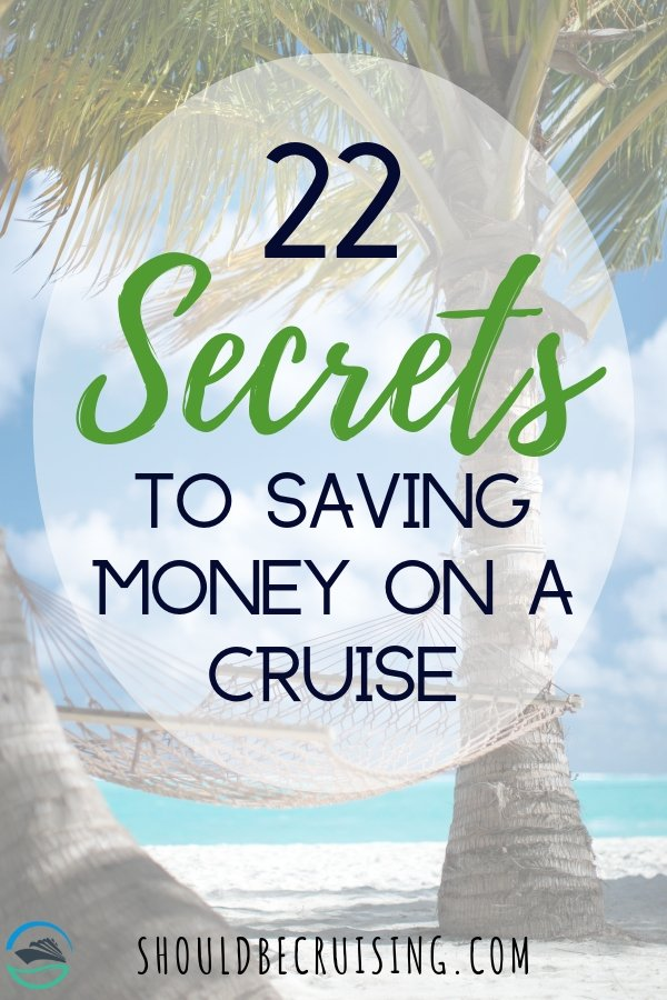 If you're planning to take a cruise, you're probably wondering how to save money on your cruise vacation without sacrificing any of the fun and relaxation that you're looking forward to. We share 22 money-saving tips and tricks that will help you stick to your budget. #cruise #cruisetips #savemoney #cruisetravel #budgetcruise