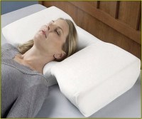 Best Down Pillow For Side Sleeper. BioSense 2 Shoulder
