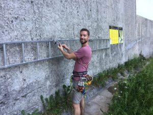 unlocking the ladder