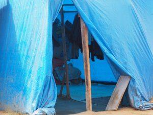 Refugee camp Torbale