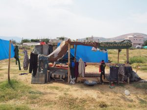 Refugee camps Torbale