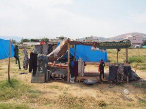 Refugee camps Torbale