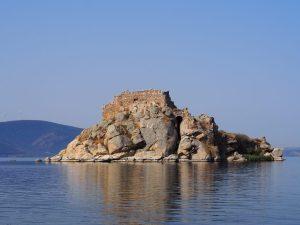 Monastery twin island bafa golu