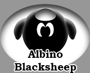 albino blacksheep link picture