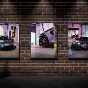 Goals – Mercedes AMG A3 print set