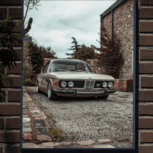 Bavaria – BMW E9 A3 print set