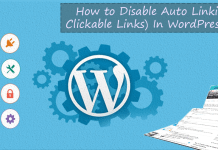 WordPress Auto-linking Featured Image