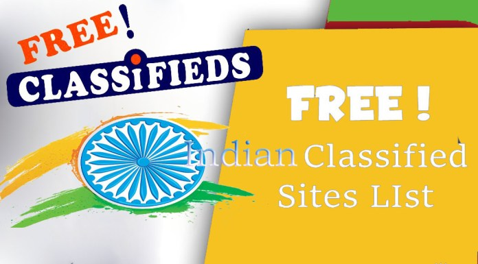 Indian Classified sites