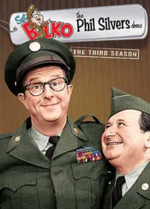 Image result for the phil silvers show